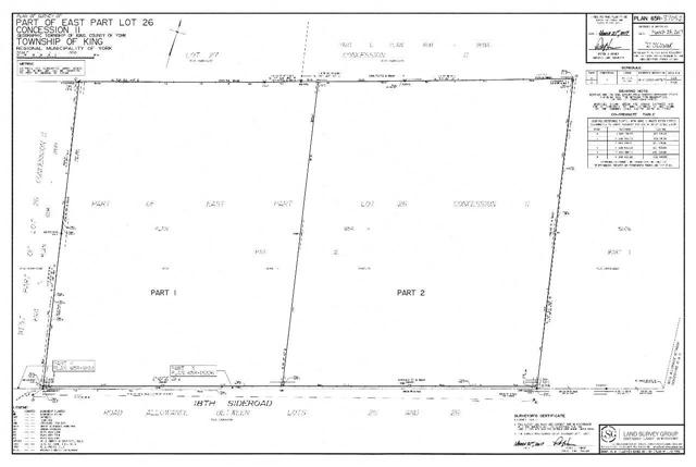 Vacant Land at 7900 18th Sdrd, King, Ontario. Image 7
