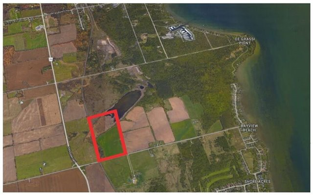 Vacant Land at N/A 2nd Line, Innisfil, Ontario. Image 1