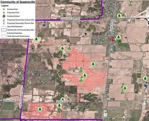 Vacant Land at 1286 Doane Rd, East Gwillimbury, Ontario. Image 10
