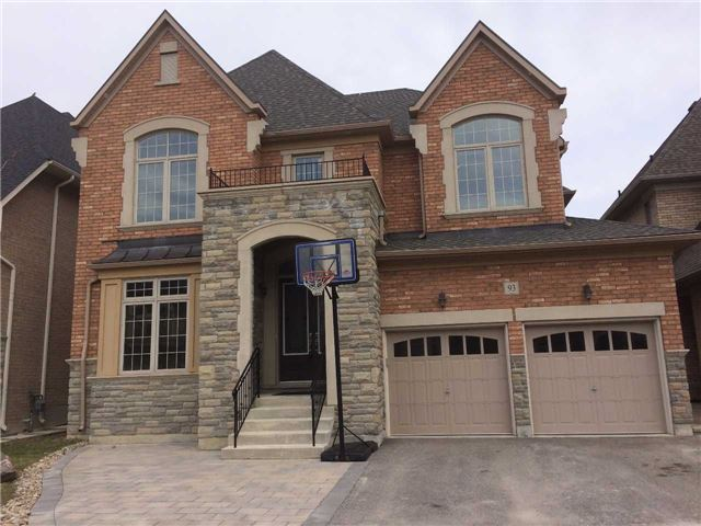 Detached at 93 Hailsham Crt, Vaughan, Ontario. Image 1