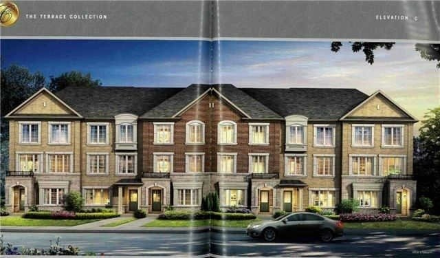 Townhouse at Lot 62 Sand Hill Mews, Vaughan, Ontario. Image 6
