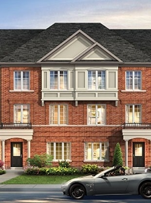 Townhouse at Lot 62 Sand Hill Mews, Vaughan, Ontario. Image 9