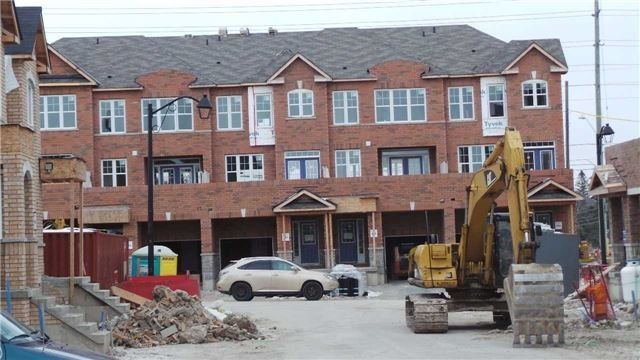 Townhouse at Lot 62 Sand Hill Mews, Vaughan, Ontario. Image 4