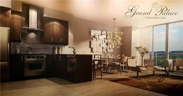 Condo Apartment at 9618 Yonge St, Unit 709, Richmond Hill, Ontario. Image 4