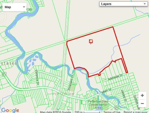 Vacant Land at Pt Lt23 Morning Glory Rd, Georgina, Ontario. Image 1