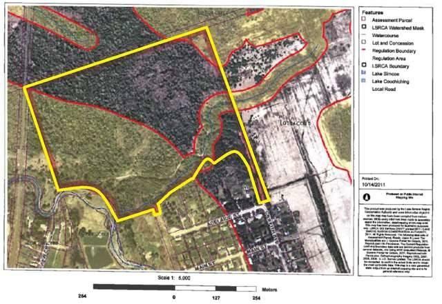 Vacant Land at Pt Lt23 Morning Glory Rd, Georgina, Ontario. Image 3