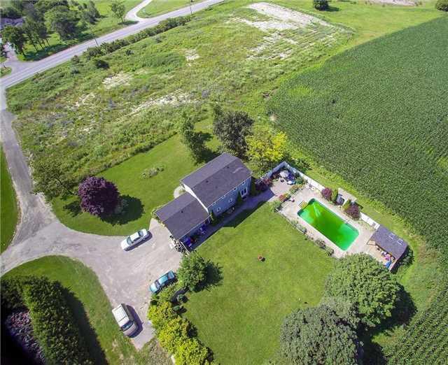 Farm at 374-378 Highway 47 Rd, Uxbridge, Ontario. Image 1