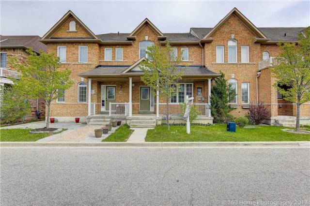 Townhouse at 20 Harry Blaylock Dr, Markham, Ontario. Image 1