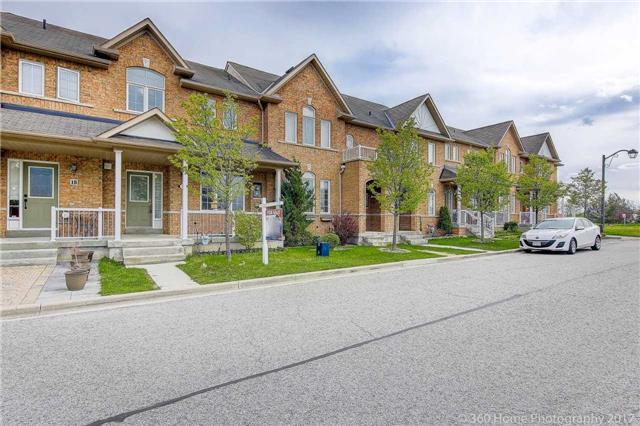 Townhouse at 20 Harry Blaylock Dr, Markham, Ontario. Image 12
