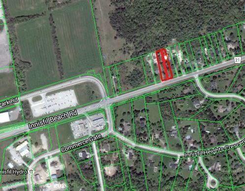 Vacant Land at 3296 Innisfil Beach Rd, Innisfil, Ontario. Image 1