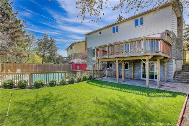 Detached at 84 Liebeck Cres, Markham, Ontario. Image 10