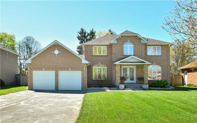 Detached at 371 Nelson St E, New Tecumseth, Ontario. Image 1