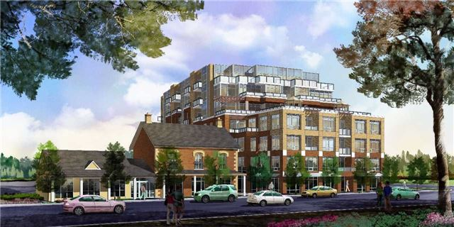 Condo Apartment at 112-116 Woodbridge Ave, Unit 312, Vaughan, Ontario. Image 1