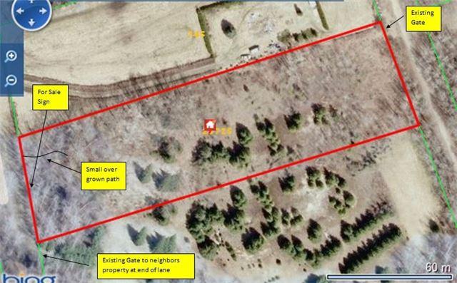 Vacant Land at 23725 Lasher Lane, Georgina, Ontario. Image 4