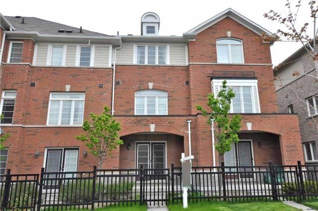 Townhouse at 36 Beehive Lane, Markham, Ontario. Image 1
