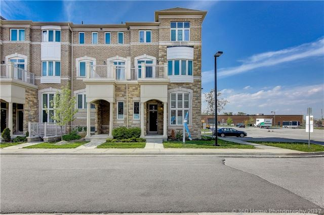 Condo Townhouse at 26 Comely Way, Markham, Ontario. Image 1