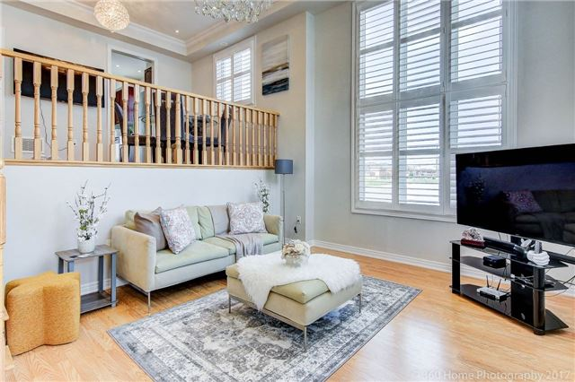 Condo Townhouse at 26 Comely Way, Markham, Ontario. Image 14
