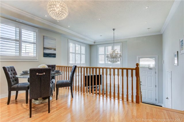 Condo Townhouse at 26 Comely Way, Markham, Ontario. Image 16