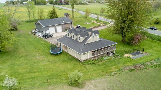 Rural Residence at 6964 9th Line, Essa, Ontario. Image 1