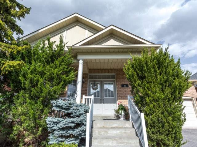 Detached at 45 Saint Stephen Cres, Vaughan, Ontario. Image 14