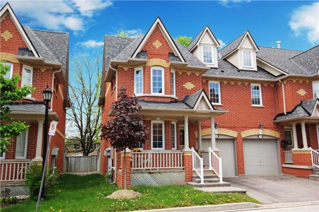 Condo Townhouse at 36 Marmill Way, Markham, Ontario. Image 1
