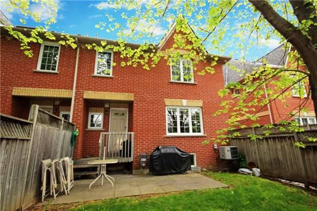 Condo Townhouse at 36 Marmill Way, Markham, Ontario. Image 4