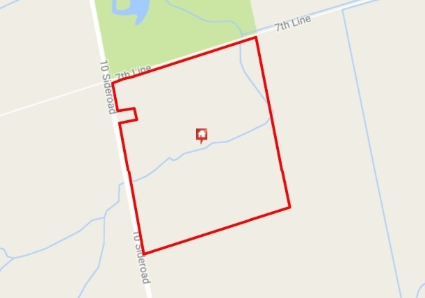 Vacant Land at 7169 10th Sdrd, Innisfil, Ontario. Image 1