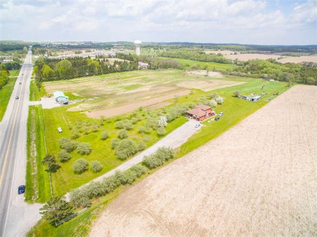 Vacant Land at 12875 Tenth Line, Whitchurch-Stouffville, Ontario. Image 1