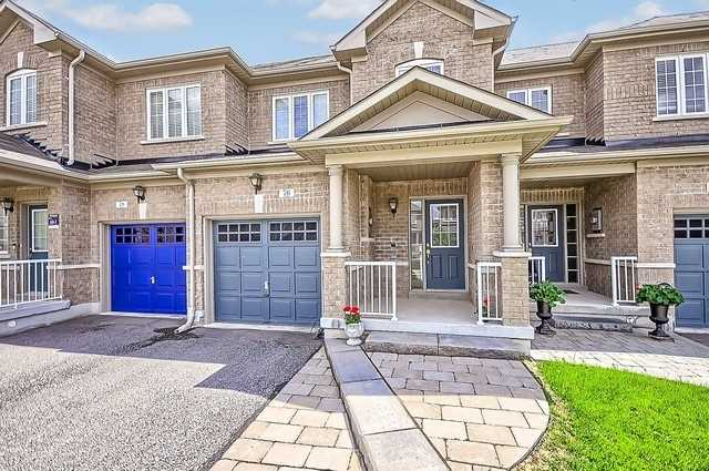 Townhouse at 76 Daws Hare Cres, Whitchurch-Stouffville, Ontario. Image 1