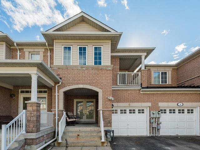 Townhouse at 6 Harmony Rd, Vaughan, Ontario. Image 1