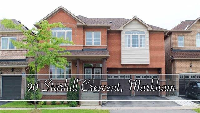 Detached at 90 Starhill Cres, Markham, Ontario. Image 1