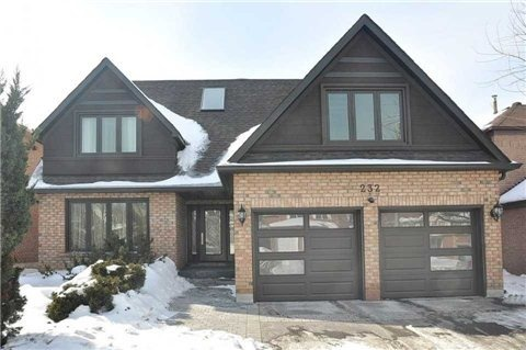 Detached at 232 Valleymede Dr, Richmond Hill, Ontario. Image 1