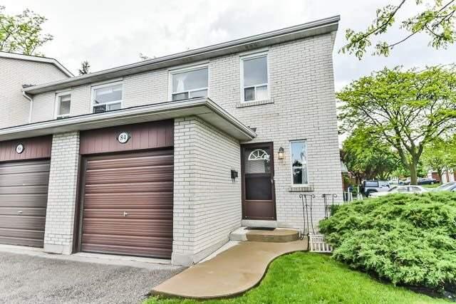Condo Townhouse at 84 Harris Way, Markham, Ontario. Image 1