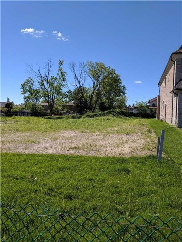 Vacant Land at 105 Arten Ave, Richmond Hill, Ontario. Image 1
