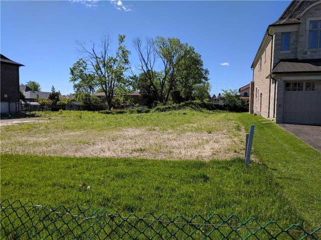 Vacant Land at 105 Arten Ave, Richmond Hill, Ontario. Image 2