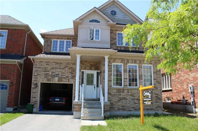 Detached at 24 Hammersly Blvd, Markham, Ontario. Image 1