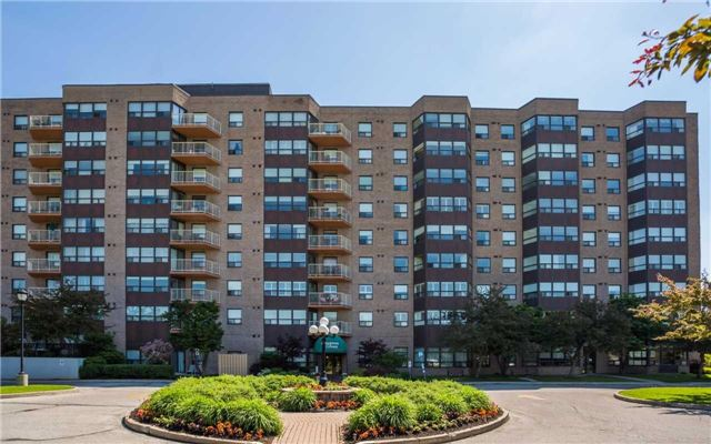 Condo Apartment at 2 Raymerville Dr, Unit 307, Markham, Ontario. Image 1
