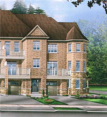 Townhouse at 30 Spiv Grove Way, Markham, Ontario. Image 1