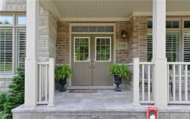 Detached at 519 William Forster Rd, Markham, Ontario. Image 12