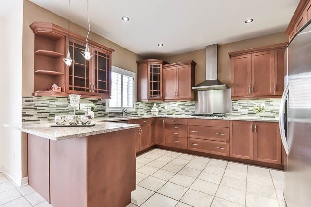 Detached at 133 Orchard Hill Blvd, Markham, Ontario. Image 16