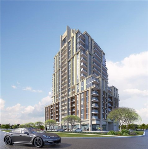 Condo Apartment at 9560 Markham Rd, Unit 1002, Markham, Ontario. Image 1