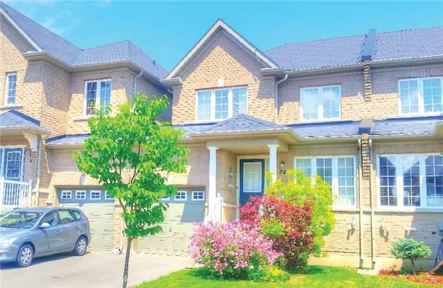 Townhouse at 24 Westcliffe Cres, Richmond Hill, Ontario. Image 1