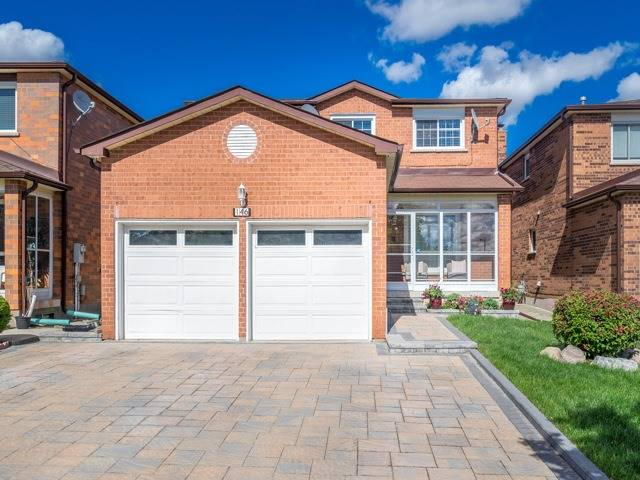 Detached at 146 Barrhill Rd, Vaughan, Ontario. Image 1