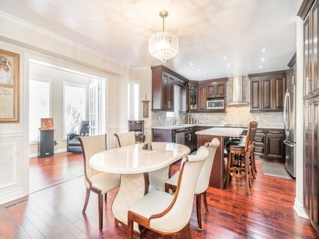 Detached at 146 Barrhill Rd, Vaughan, Ontario. Image 20