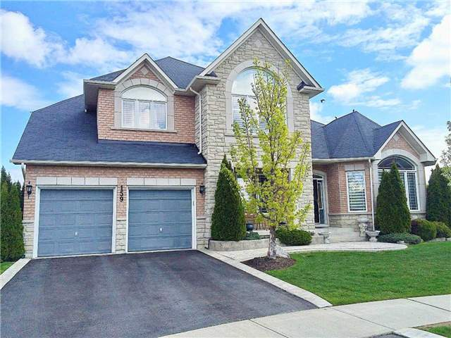 Detached at 159 Ivy Jay Cres, Aurora, Ontario. Image 1