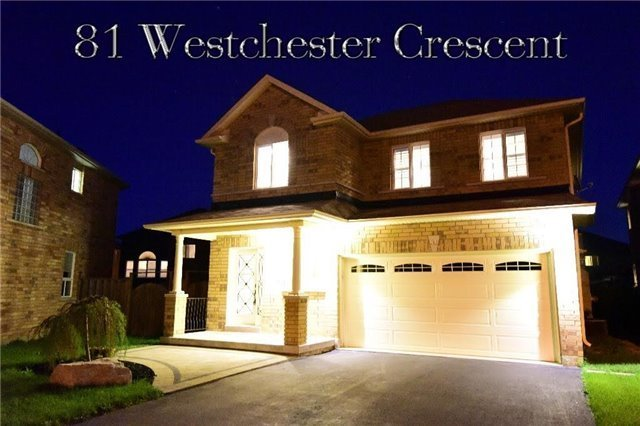Detached at 81 Westchester Cres, Markham, Ontario. Image 1