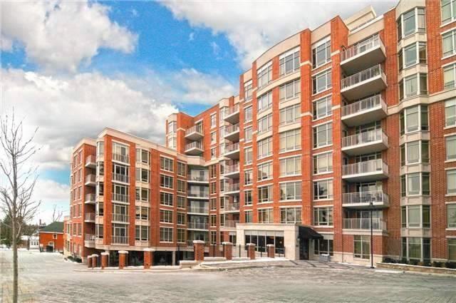 Condo Apartment at 10101 Yonge St, Unit 511, Richmond Hill, Ontario. Image 1