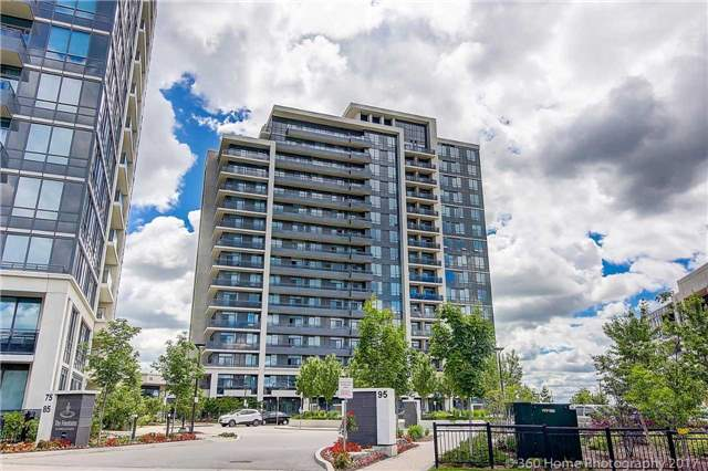 Condo Apartment at 85 North Park Rd, Unit 809, Vaughan, Ontario. Image 1