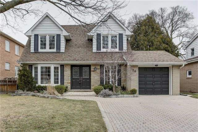 Detached at 24 Almond Ave, Markham, Ontario. Image 1