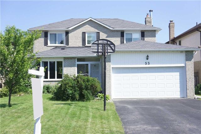 Detached at 53 Stiver Dr, Newmarket, Ontario. Image 1